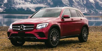 2018 GLC 300 Pre-Owned Executive Demo