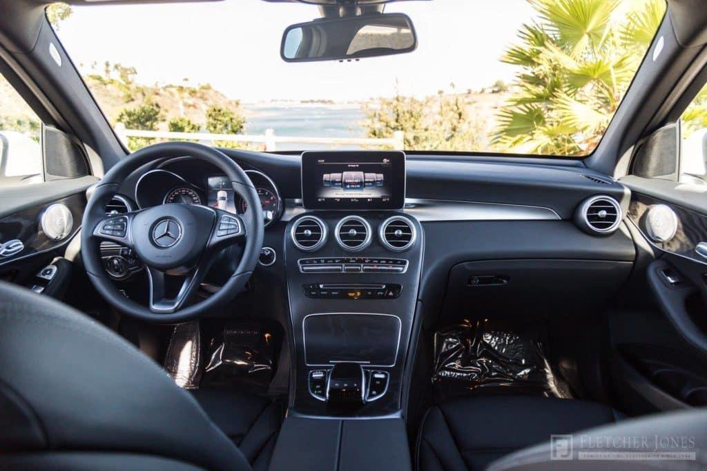 GLC SUV Interior