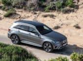 Preview the 2020 Mercedes-Benz GLC SUV