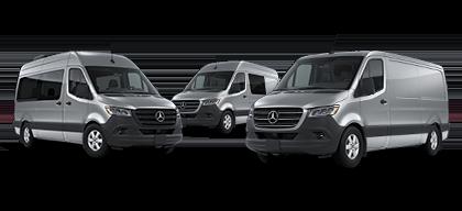 2020 Sprinter Van