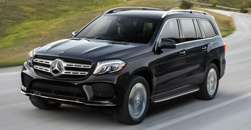 2019 GLS 450 Pre-Owned Executive Demo