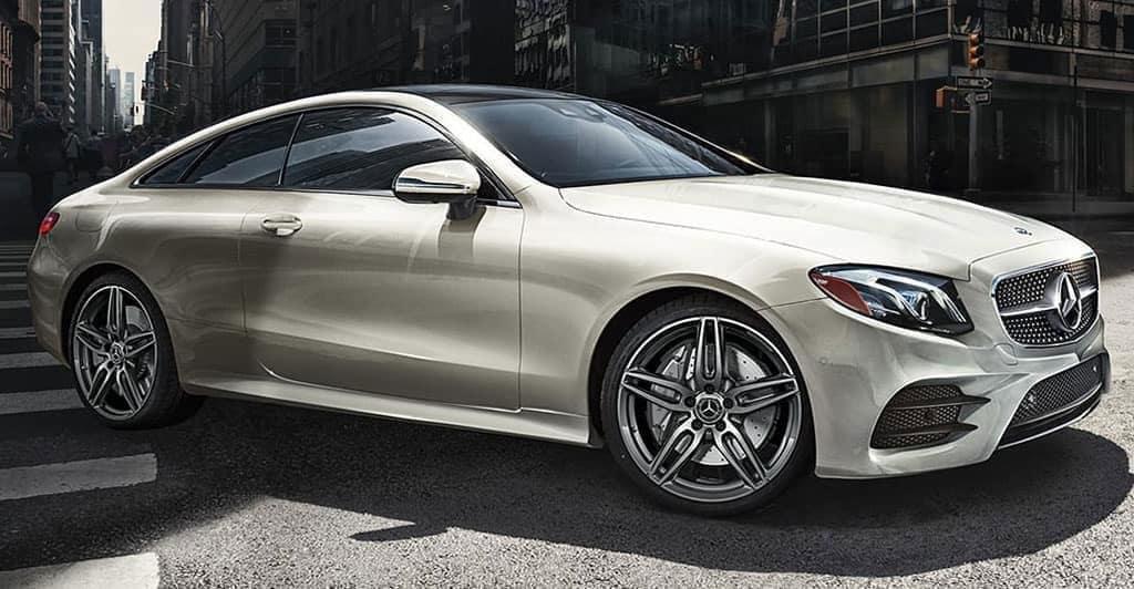 2020 E 450 Coupe