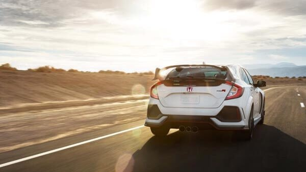 Civic Type R Gallery