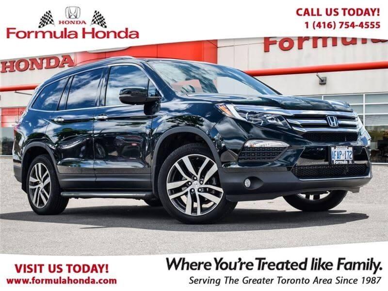 2017 Honda Pilot Touring Demo AWD & Navigation