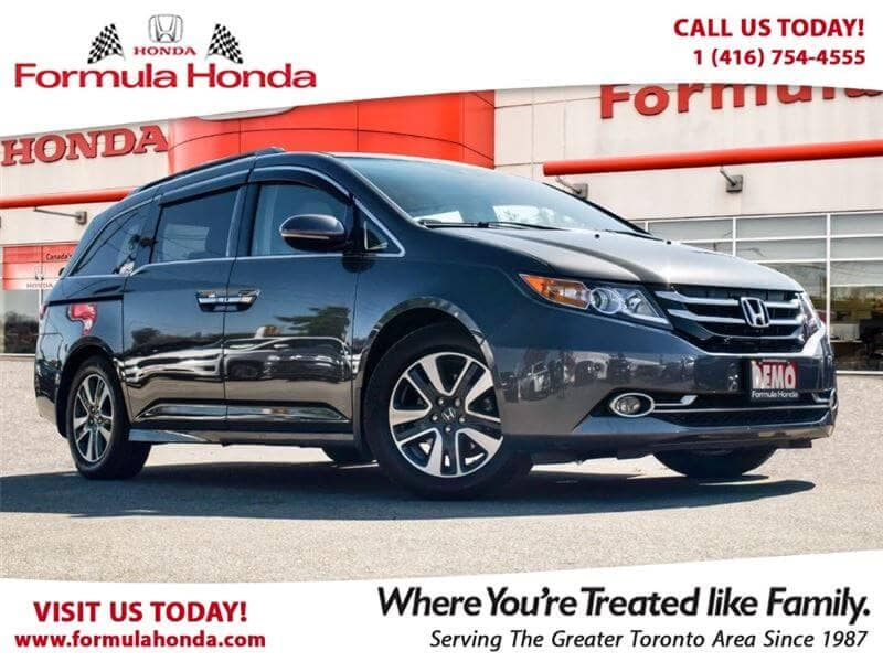 Honda Odyssey DEMO