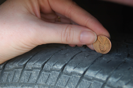 Test and check your tires at Formula Honda