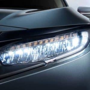 headlight 2020 Honda Civic at Formula Honda in Scarborough