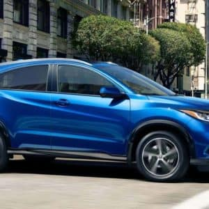 2020 Honda HR-V available at Formula Honda