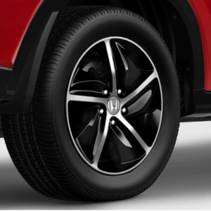 tires of 2020 Honda HR-V available at Formula Honda