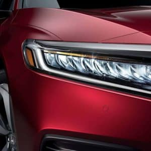 headlights 2020 Honda Accord at Formula Honda