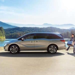 2021 Honda Odyssey available at Formula Honda