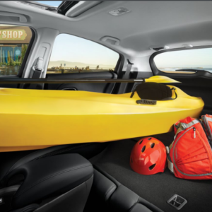 cargo space 2020 Honda HR-V available at Formula Honda