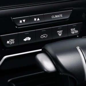 controls 2020 Honda CR-V at Formula Honda