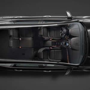 interior 2020 Honda CR-V at Formula Honda
