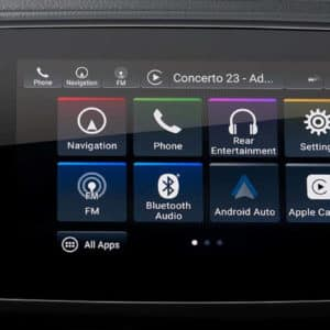 navigation in the 2021 Honda Pilot available at Formula Honda