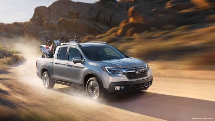 2020 Honda Passport towing capability