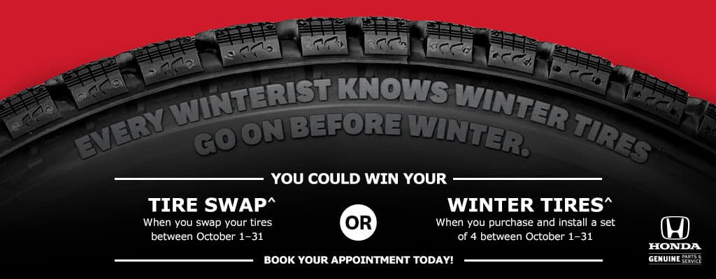 Winter Tire Contest in Scarborough