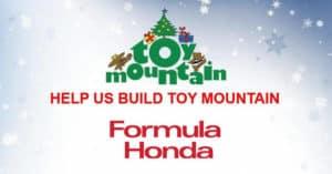 Toy Mountain at Formula Honda in Scarborough
