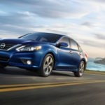 Nissan Altima front