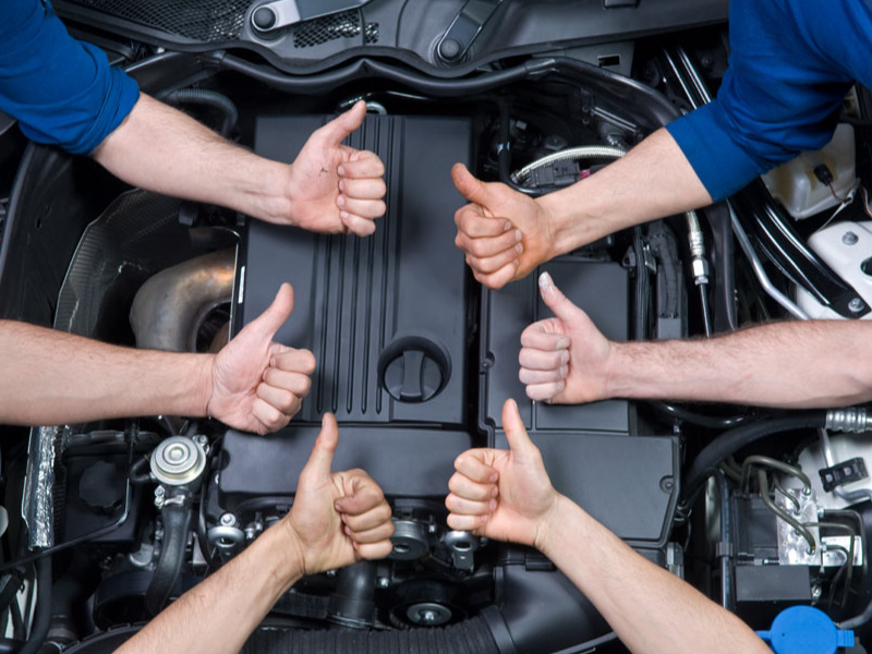 Friendly Acura Service Department