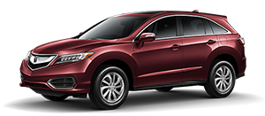 2018 Acura RDX 3.5 V6 6-SPD AT AWD