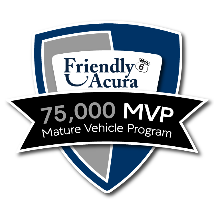 Friendly Acura 75,000 MVP Program