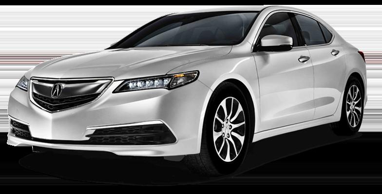 2017 Acura TLX 8 Speed Dual-Clutch P-AWS