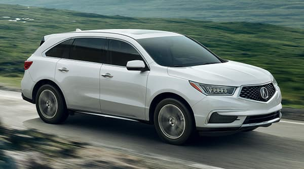 Review 2018 Acura Mdx Friendly Acura Of Middletown