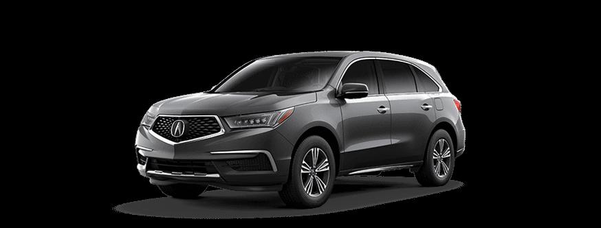 2018 Acura MDX 3.5 V6 9-SPD AT SH-AWD