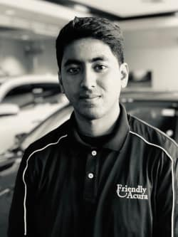 Zobaer Hasan | Friendly Acura of Middletown
