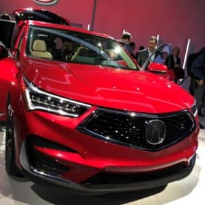 All-New 2019 Acura RDX | Friendly Acura of Middletown