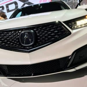 All-New 2019 Acura MDX A-Spec | Friendly Acura of Middletown