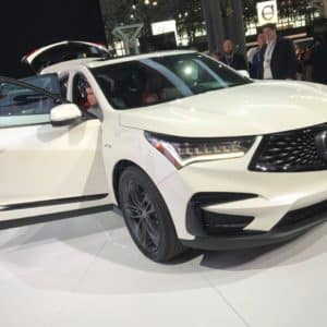 All-New 2019 Acura RDX A-Spec | Friendly Acura of Middletown