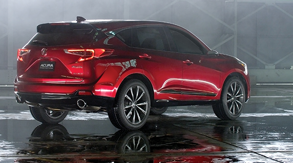 Sneak Peek 2019 Acura Rdx Friendly Acura Of Middletown