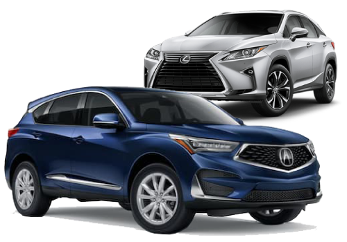 2019 RDX vs 2018 RX 350 | Friendly Acura of Middletown