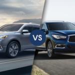 Comparison: 2019 Acura MDX vs 2019 INFINITI QX60