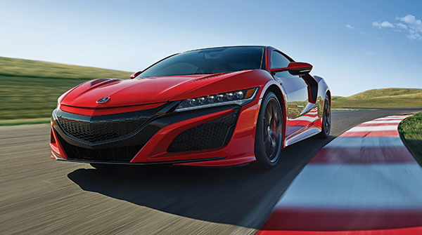 Acura NSX Supercar Review Middletown, NY