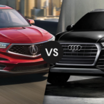 Comparison of the Acura RDX versus Audi Q5