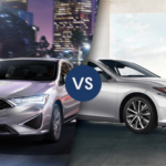 Comparison: 2019 Acura ILX vs 2019 Lexus ES 350