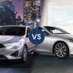 Comparison: 2019 Acura ILX vs 2019 Lexus ES 350