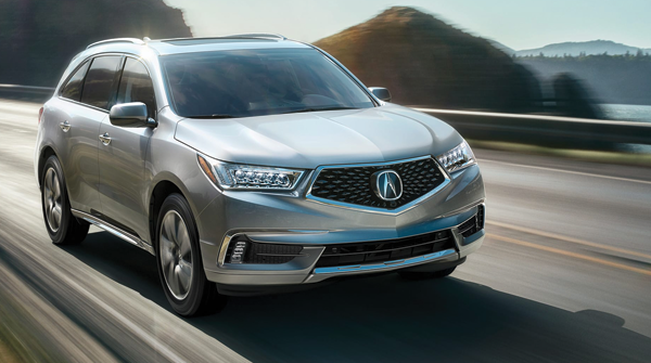 Review: 2019 Acura MDX