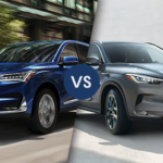 Comparison: 2019 Acura RDX vs 2019 Infiniti QX50