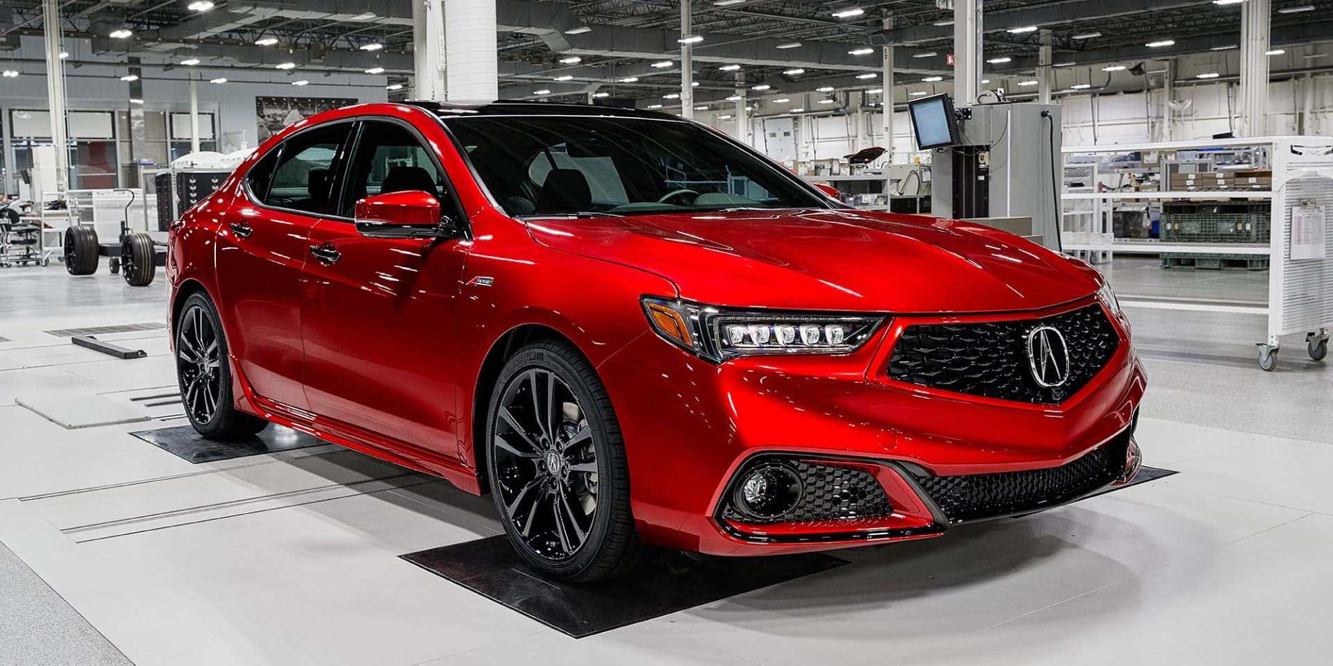 Acura TLX PMC Edition | Friendly Acura of Middletown, NY
