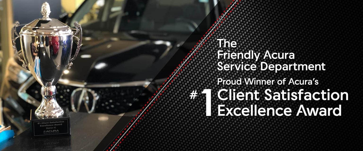 Customer Service Trophy