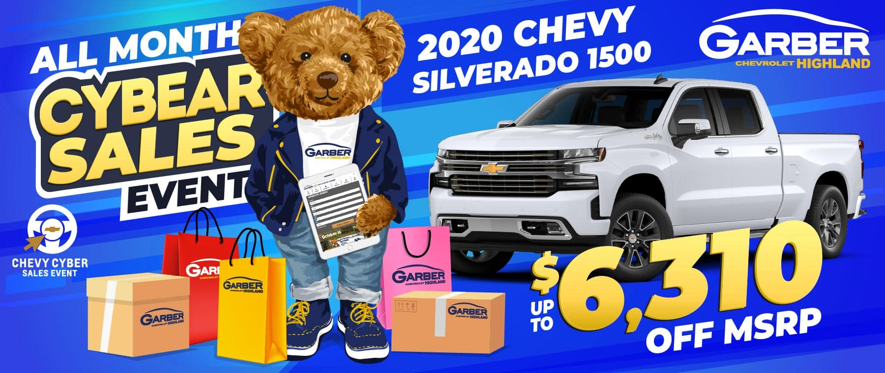 2020 Chevy Silverado 1500 - SAVE up to $6310 off MSRP