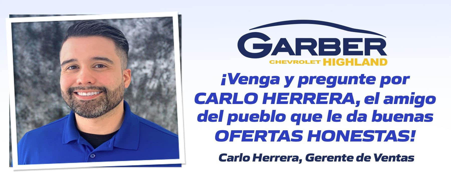 Carlo Herrera