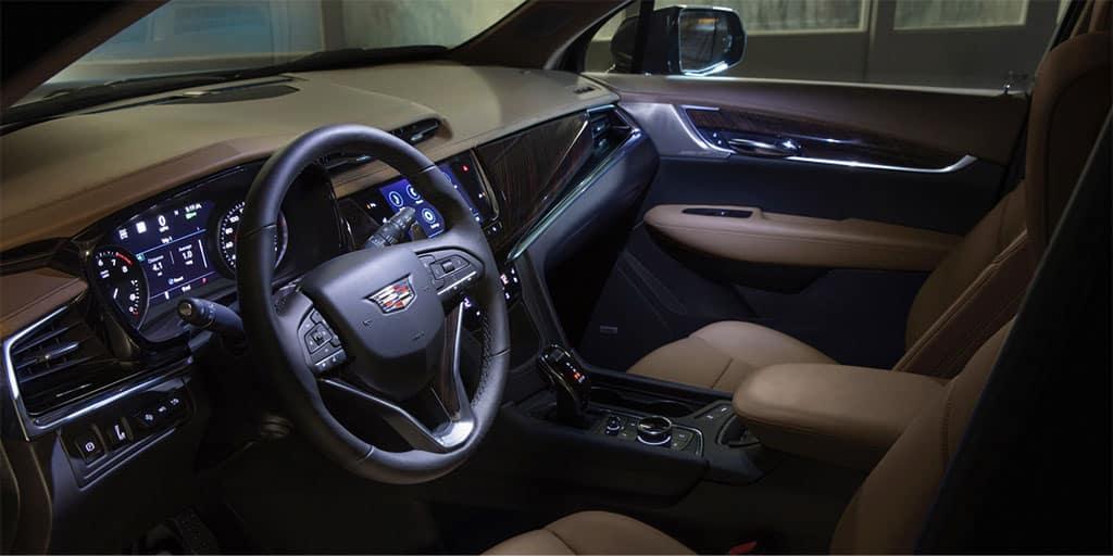 Cadillac XT6 Technology