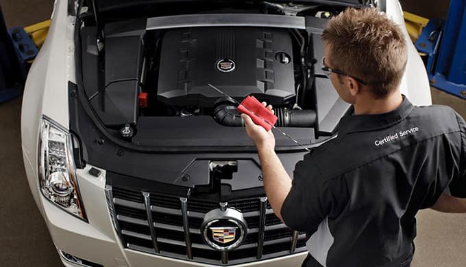 Cadillac Service Technician