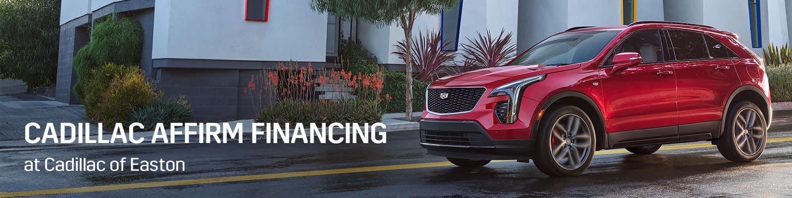 Affirm Service Financing - Germain Cadillac of Easton