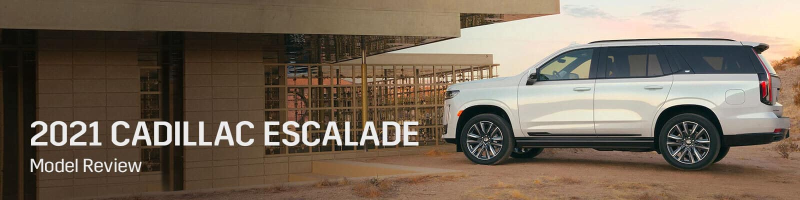 2021 Cadillac Escalade Model Overview - Germain Cadillac of Easton